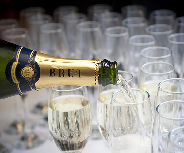 short breaks champagne big