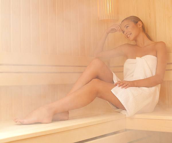 spa facilities crystal steam room