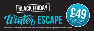 Black Friday Winter Escape Offer 1